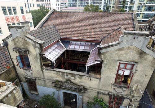 """上海日軍慰安所""""海乃家""""舊址拆遷被叫停"""