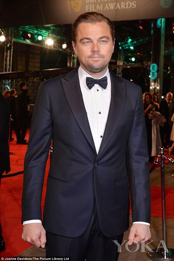 莱昂纳多-迪卡普里奥(Leonardo DiCaprio)