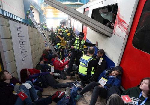 一场号称欧洲最大的灾难演习