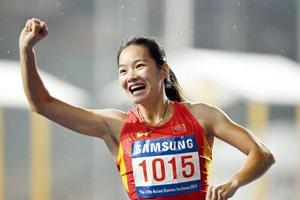 室内赛韦永丽200米夺冠 小将吕阳60米栏问鼎
