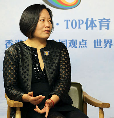 国今娇:北京奥运会和CBA首钢比赛让五棵松成篮球圣地