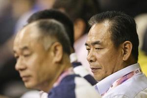 蔡振华现身世乒赛为开会 他还是亚乒联主席
