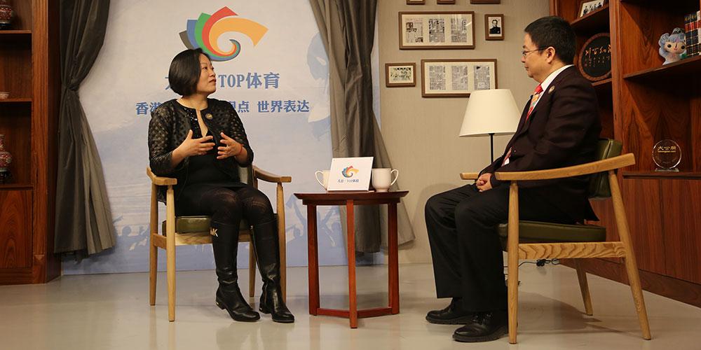 """大公·TOP體育對話國今嬌(上):2016五棵松6大看點 王菲疑""""復出""""開演唱會"""