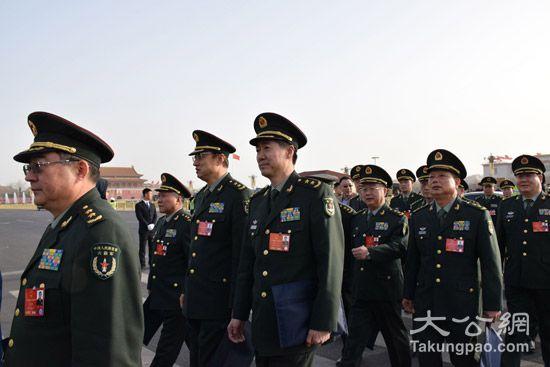 今次军改中,饶开勋出任战略支援部队首任副司令员.