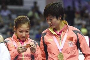 刘诗雯时隔6年世乒赛再打头阵 完美救赎里约有戏