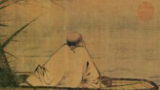 梁楷《八高僧故事图》 讲述禅林千古传奇