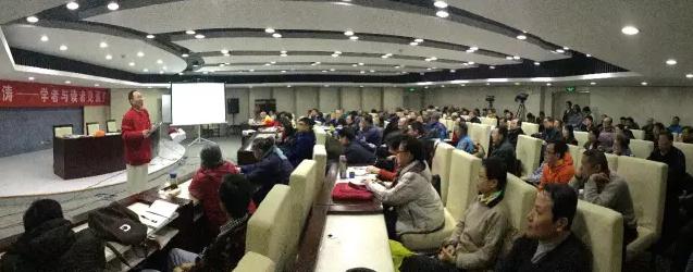 张旭光畅谈太极与生活 奉行武术修身服务社会