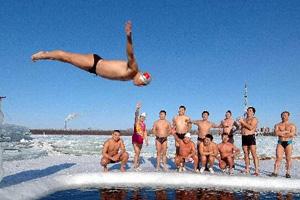 北京泳協向冬奧組委提建議 申請冬泳入奧運表演項目