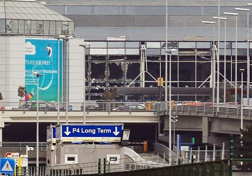比利时布鲁塞尔机场遭恐怖袭击