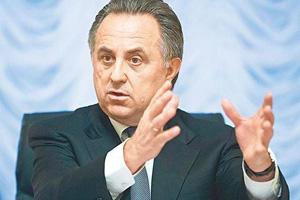 俄体育部长或因兴奋剂事件辞职 回应:总有领导要负责