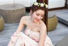韓國網絡女主播韓申穎 令人驚歎的魔鬼身材