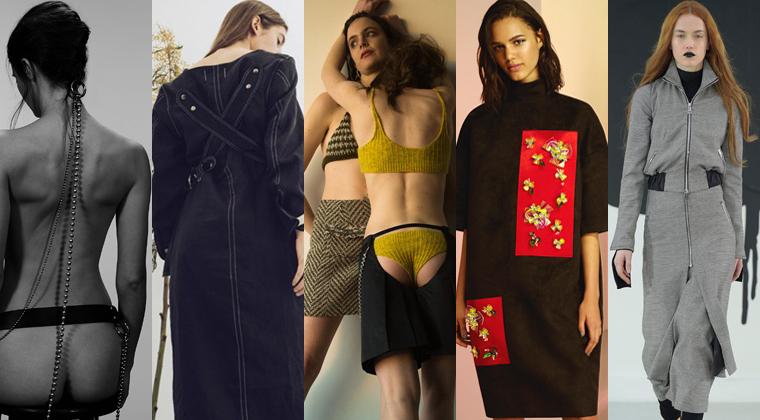 時尚生力軍 這五大新鋭設計師你要知道