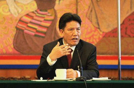 西藏自治區主席洛桑江村:逆曆史潮流而動 達賴難逃失敗命運