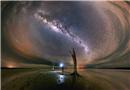 摄影师捕捉迷人星空 星河天幕美不胜收