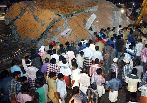 印度大火造成110人身亡