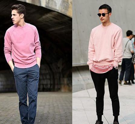 春光明媚不騷怎麼行? 你需要穿點粉色招桃花