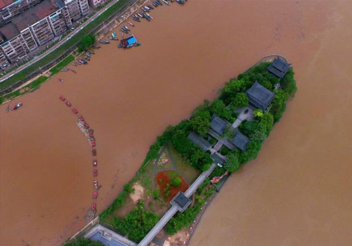 南方暴雨持续 湖南73万余人受灾
