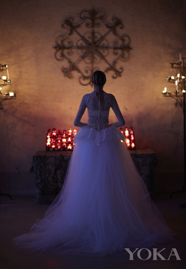 Vera Wang 2017春季婚紗