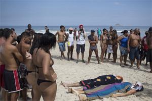 里約奧運又出事!市民鍛鍊專用道坍塌致2死3傷