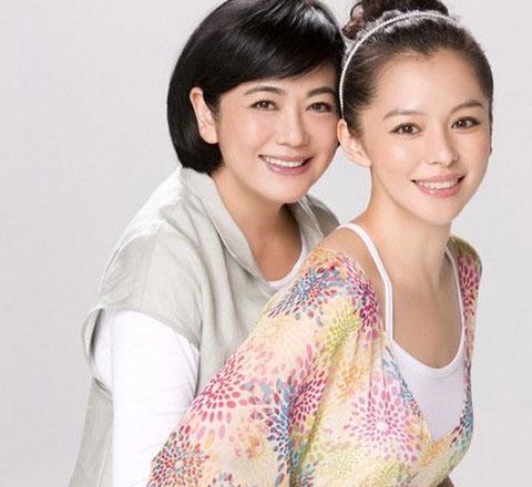 冻龄有方法 那些娱乐圈的母女酷似姐妹