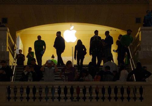 苹果营收利润双双下降