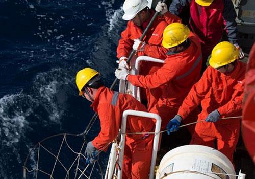 大洋科考:印度洋上的青春