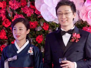 中國小夥異國闖關尋愛人 攜手成就今世姻緣