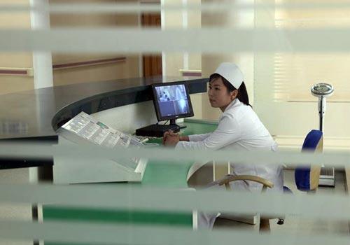 探訪朝鮮平壤婦產醫院