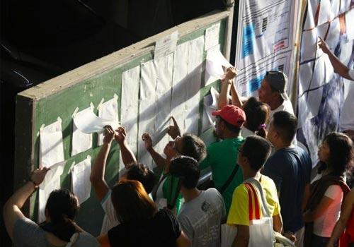 菲律賓全國大選投票 將選舉新任正副總統