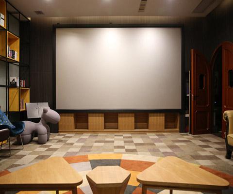 颠覆传统观影概念 点播影院亮相京城