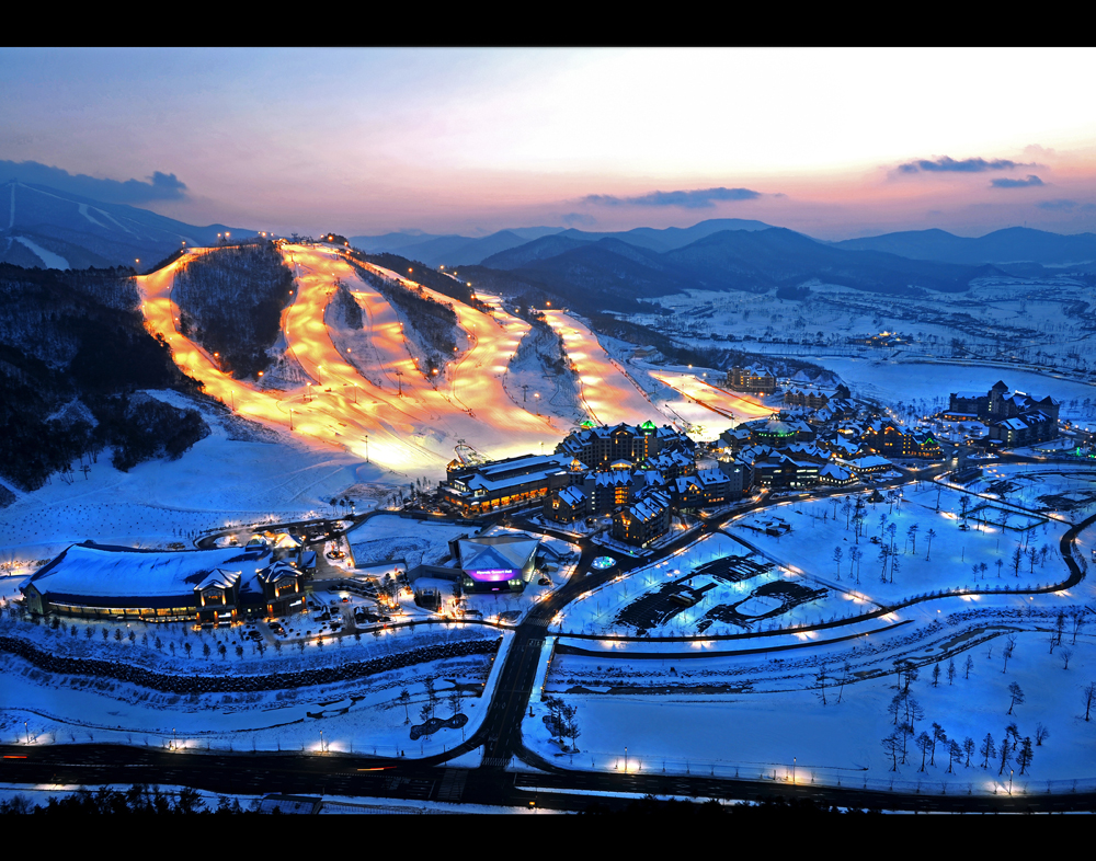 冬季奥运会,到山区体验滑雪,或是听一场韩星演唱会,是游览首尔,济州岛