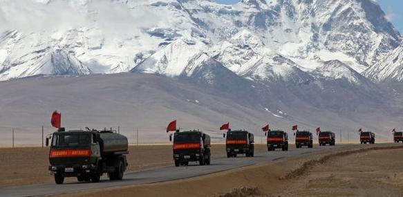 北京观察:西藏军区升格 强化戍边维稳
