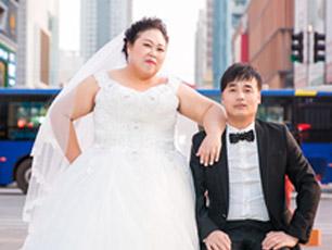 送貨小哥愛上胖姑娘 攜手眾親友圓夢《完美婚禮》