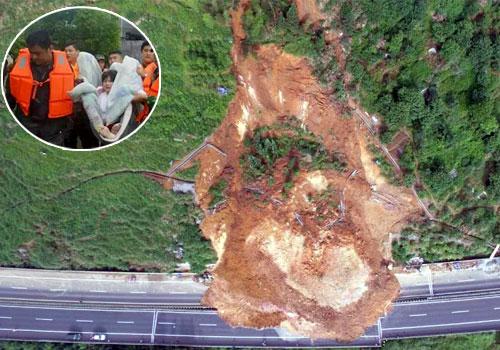 湖南再遭暴雨逾60万人受灾