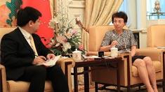 2016京交会专访北京副市长程红