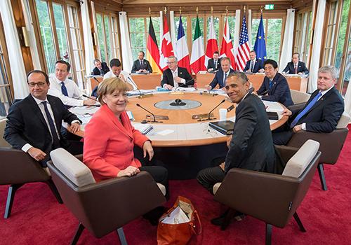 日本借G7峰会炒作南海 中方:不务正业