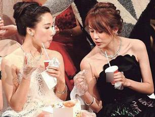 TVB台庆颁奖集体吃炸鸡 植入广告遭罚15万