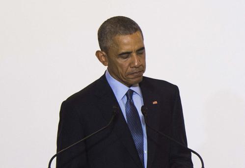 """安倍邀功""""消费""""奥巴马 称对奸杀案提""""无情质问"""""""
