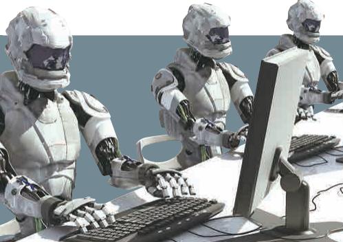 """四大新闻机器人""""搅局"""" 记者饭碗还有哪些""""堡垒"""""""