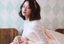 《太后》金智媛穿婚纱拍画报 气质优雅美如公主