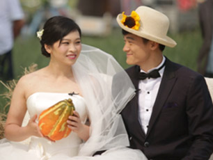 閃婚小夫妻為愛成長 團隊汗水打造麥田《完美婚禮》