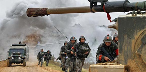 中国VT4主战坦克首销泰国 初订28辆1.5亿美元合同