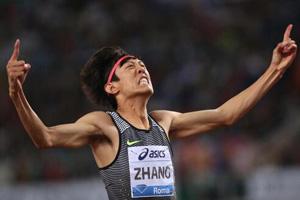 中国田径57人获里约奥运参赛资格 10项目有望冲牌