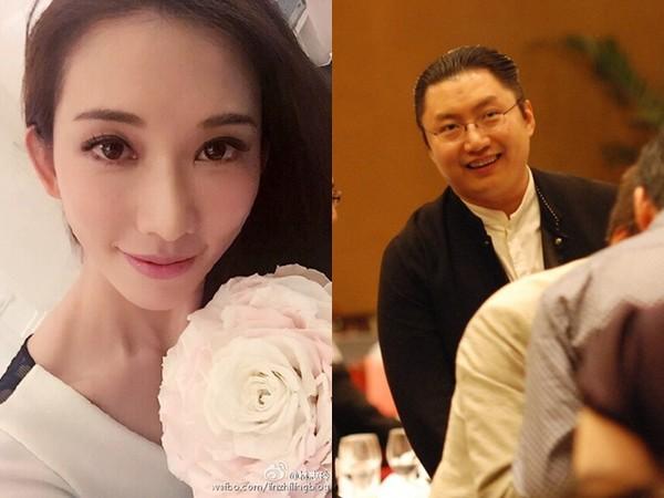 41岁林志玲结婚梦碎!被曝与小开复合男方爸妈不同意