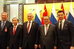 中国第一家 昆仑鸿星加盟大陆冰球联盟 KHL8