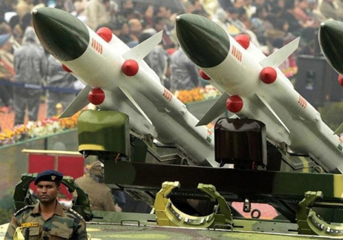 印度加入导弹精英俱乐部 视领先中国为胜利