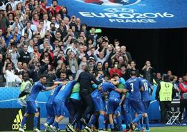 八分之一决赛:意大利战胜西班牙