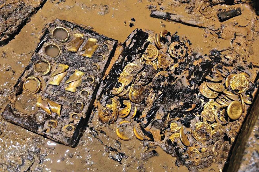 考古学者解读海昏侯墓