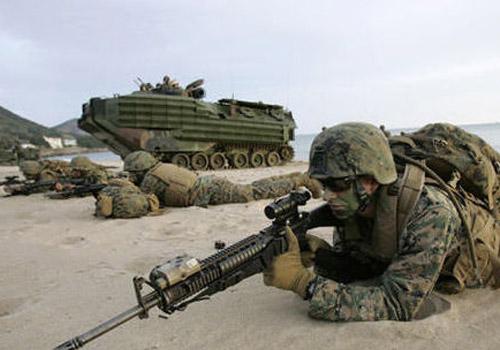 美军拟向亚太增派快速反应部队 疑制衡中国