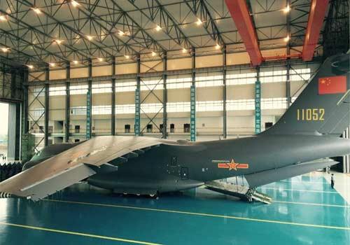運20正式列裝中國空軍